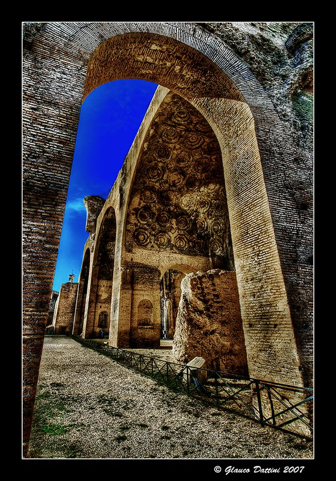 Basilica Massenzio