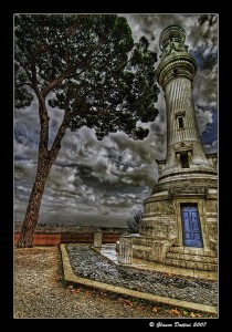 Glauco Dattini: Gianicolo Lighthouse
