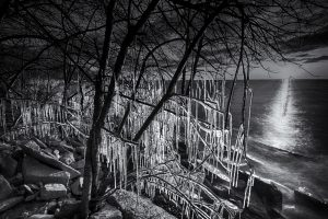Tim Holte: Sunrise with Ice