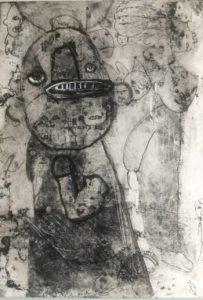 Marchi Wierson: drawing. jan11,2019.